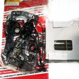 JGO.JUNTAS MOTOR MAZDA K8 MX3 V-6  C/RET. C/TAPA – KJM0053