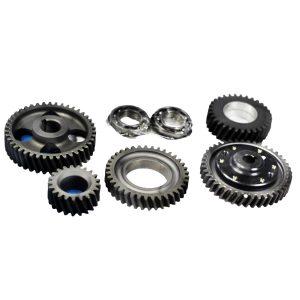 JGO. ENGRANAJES DISTRIBUCION ISUZU 2.5 – 2.8 Diesel – 4JA1- 4JB1- Jgo. (5 Piez. + 2 Rul.) – KDIS00021